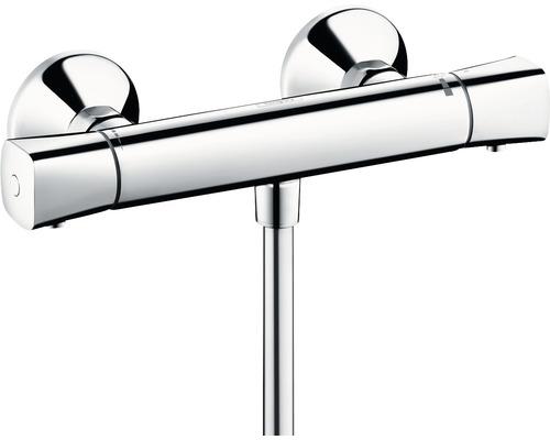 Mitigeur de douche à thermostat 13122000 de hansgrohe Ecostat chromé