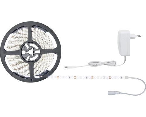 Kit de bande prêt à l''emploi SimpLED 5,0 m 935 lm 6500 K blanc naturel 300 LED revêtu 12V