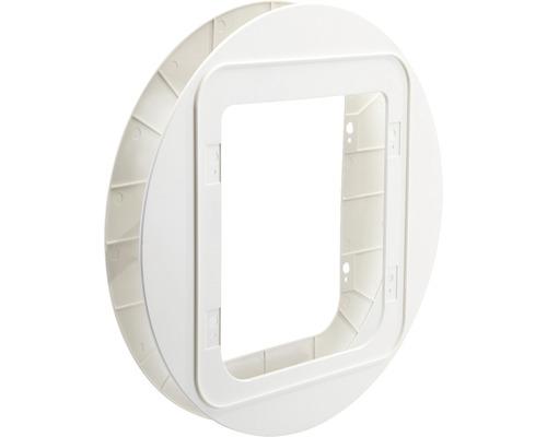 Adaptateur de montage chatière SureFlap Ø 380 mm blanc
