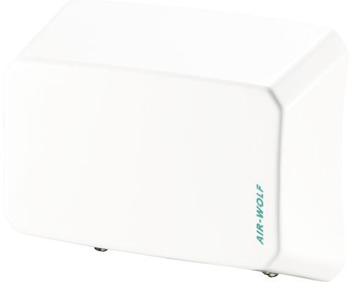 Sèche-mains AIR-WOLF Serie B 21.6 cm haut blanc