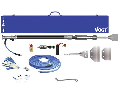 Marteau pneumatique Vogt VH 60-110.18 kit de base pour poseur de sol