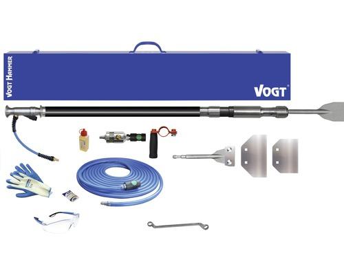 Marteau pneumatique Vogt VH 60-130.18 kit de base pour poseur de sol
