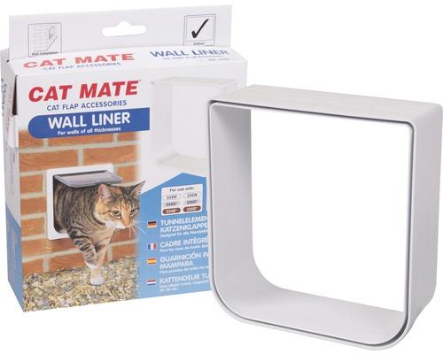 Rallonge de tunnel pour chatière CAT MATE pour 234 et 235 blanche