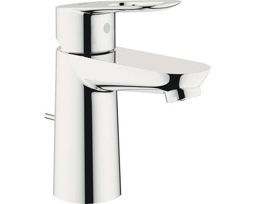 Mitigeur de lavabo GROHE BauLoop 23335000 chrome avec bonde de vidage