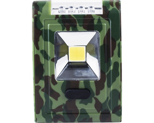 Lampe torche LED army