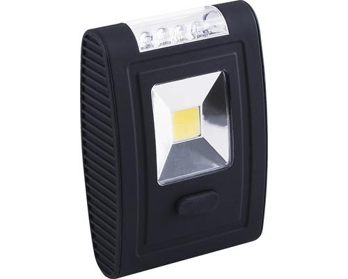 Lampe torche LED noir
