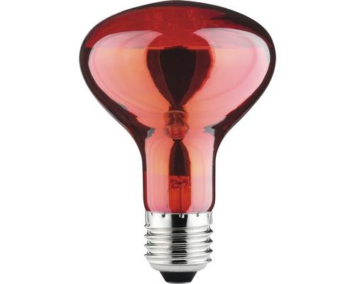 Ampoule réflecteur R80 infrarouge à intensité lumineuse variable E27/60W