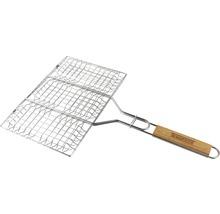 Grille réversible Tenneker® acier 95x36 cm-thumb-3