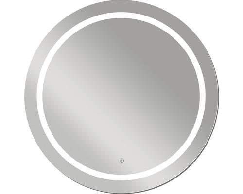 LED Badspiegel Silver Sun IP 24 (spritzwassergeschützt)