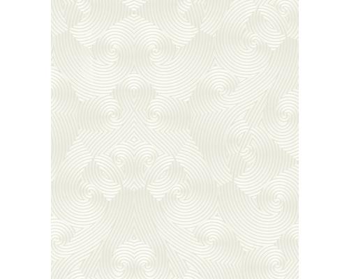 Papier peint intissé Glööckler Deux Uni crème