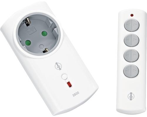 Kit variateur pour connecteur intermédiaire radio 1 poste IT-3500L