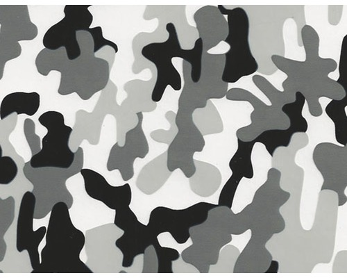 Film d''impression à l''eau camouflage CA-NR-013 100 x 50 cm