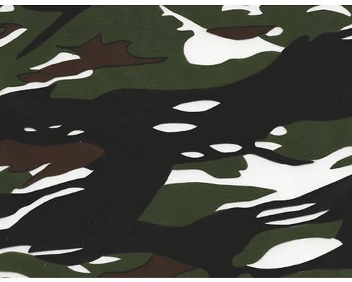 Film d''impression à l''eau camouflage CA-NR-009 100 x 50 cm