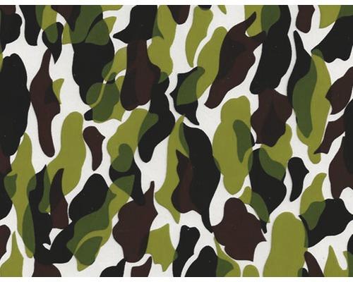 Film d''impression à l''eau camouflage CA-NR-001-01 100 x 50 cm