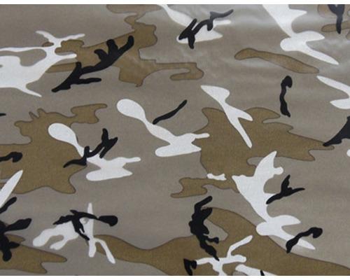 Film d''impression à l''eau camouflage CA-NR-004 100 x 50 cm