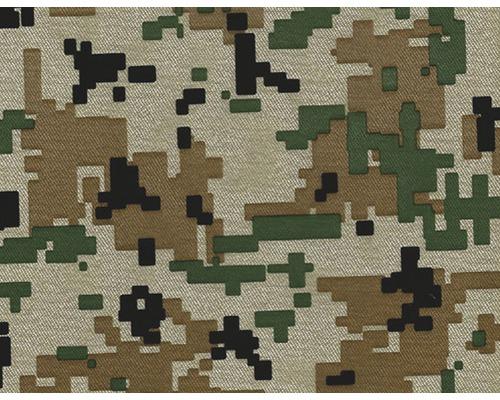 Film d''impression à l''eau camouflage CA-NR-005-01 100 x 50 cm
