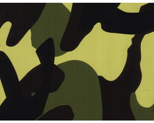 Film d''impression à l''eau camouflage CA-NR-010 100 x 50 cm