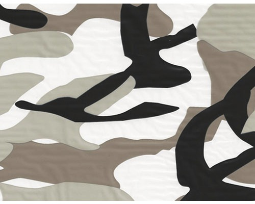 Film d''impression à l''eau camouflage CA-NR-010-1 100 x 50 cm