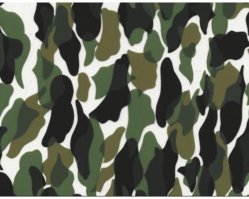 Film d''impression à l''eau camouflage CA-NR-001-10 100 x 50 cm