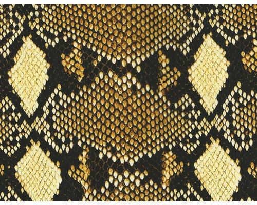 Film d''impression à l''eau serpent jaune CD-38 100 x 50 cm