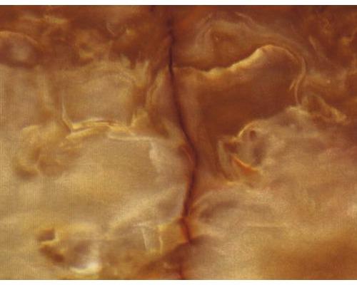 Film d''impression à l''eau marbre marron CS-13 100 x 50 cm