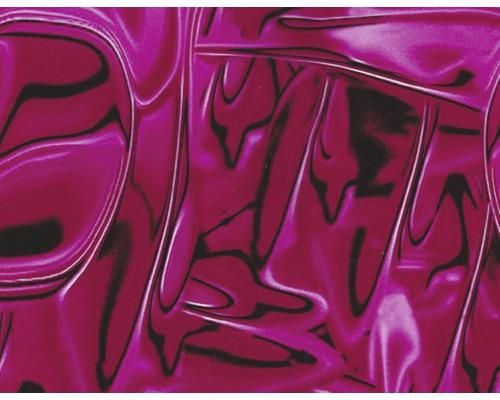 Film d''impression à l''eau Alien rose vif CD-129 100 x 50 cm