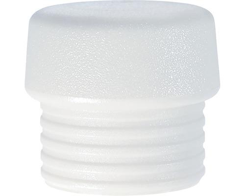 Tête de frappe Wiha très dure blanche pour marteaux non-destructifs Safety taille 30