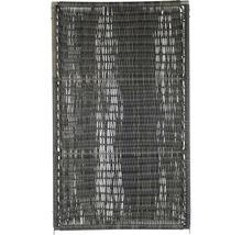 Élément de clôture Öland 150x90cm, marron-thumb-0