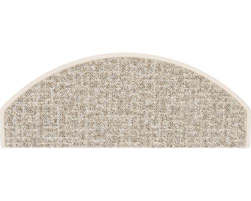 Marchette d''escalier Antwerpen beige clair 28x65cm
