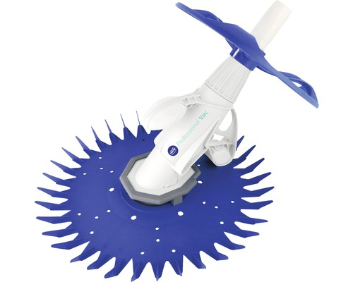 Aspirateur de piscine, nettoyeur de piscine Professional Vac bleu