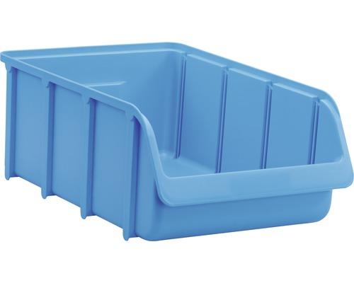 Boîte ouverte T. 5 bleu