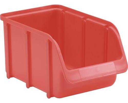 Boîte ouverte T.3 rouge