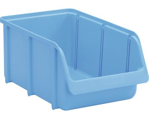 Boîte ouverte T. 4 bleu