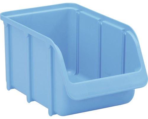 Boîte ouverte T. 3 bleu