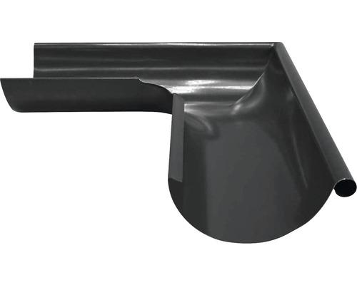 Precit Außenwinkel 90° Alu anthracite grey NW 125 mm
