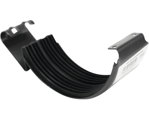 Precit Rinnenverbinder Alu anthracite grey für Rinne NW 125