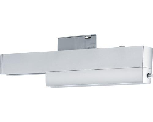 Adaptateur sans fil URail Paulmann 0-50W Marche/Arrêt/Variation chrome/mat 230V