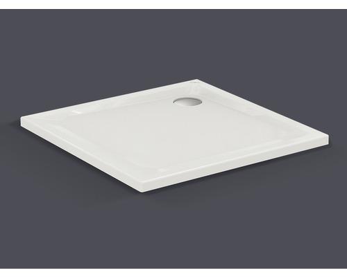 Receveur de douche Jungborn Anca 900 x 900 x 25 mm blanc lisse