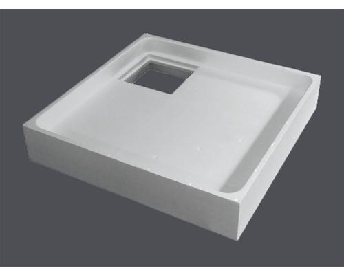 Soubassement pour receveur de douche Jungborn pour Anca 90x90 cm