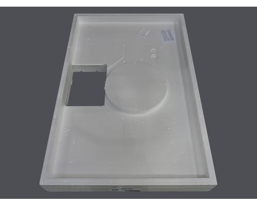 Soubassement pour receveur de douche Jungborn pour Anca 100x80 cm