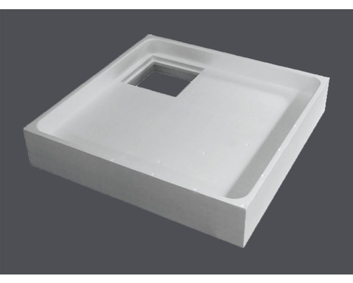 Soubassement pour receveur de douche Jungborn 80x80 cm