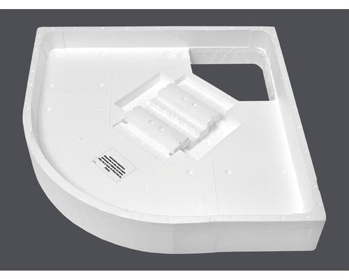 Soubassement pour receveur de douche Jungborn 90x90 cm