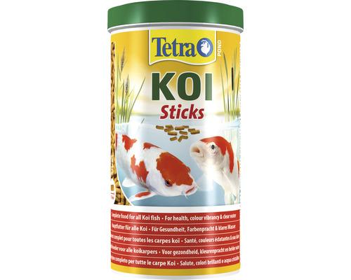 TetraPond Nourriture pour carpes Koï Sticks 1 L