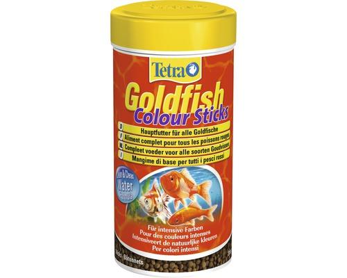 Tetra Nourriture pour poissons rouges Colour Sticks 250 ml
