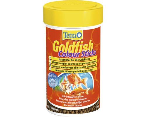 Tetra Nourriture pour poissons rouges Colour Sticks 100 ml