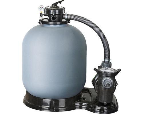 Installation de filtre à sable Ø 500 mm débit 8,0 m³/h 8