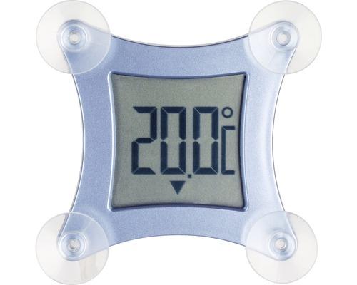 Thermomètre de fenêtre numérique TFA POCO avec pile
