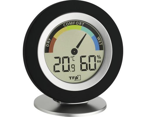 Stations météo et thermomètres d'intérieur