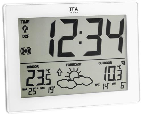 Station météo radio TFA METRO sans pile