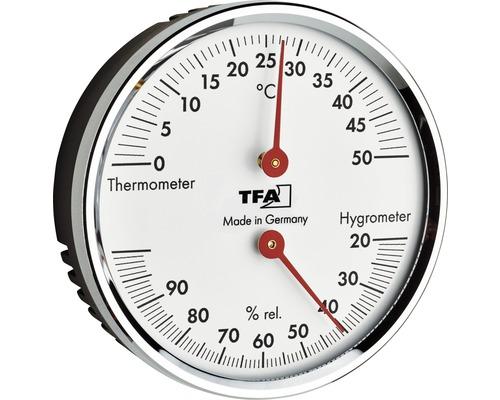 Thermo-hygromètre 0°C-50°C